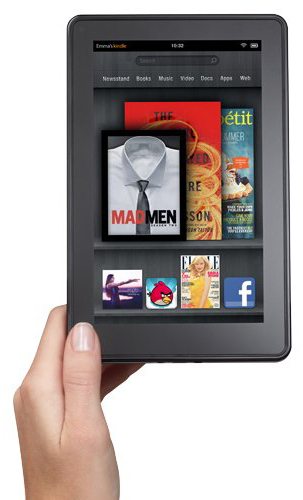 Kindle Fire by Amazon
