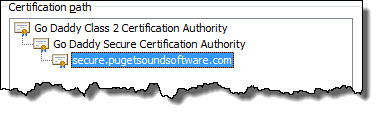 Certification path for secure.pugetsoundsoftware.com