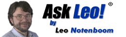 Ask Leo! by Leo A. Notenboom