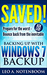 Saved! - Backing Up with Windows 7 Backup
