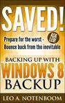 Saved! - Backing Up with Windows 8 Backup