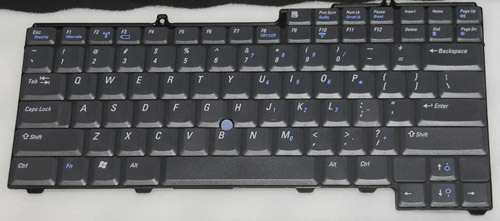 Replacement keyboard