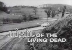 Night of the Living Dead: the classic zombie movie