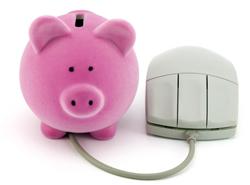 Piggybank & Mouse