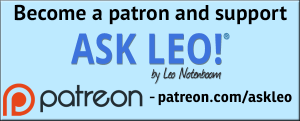 Become a Patron on Patreaon