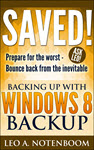 Saved! - Backing Up with Windows 8 Backup