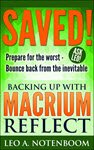 Saved! - Backing Up with Macrium Reflect
